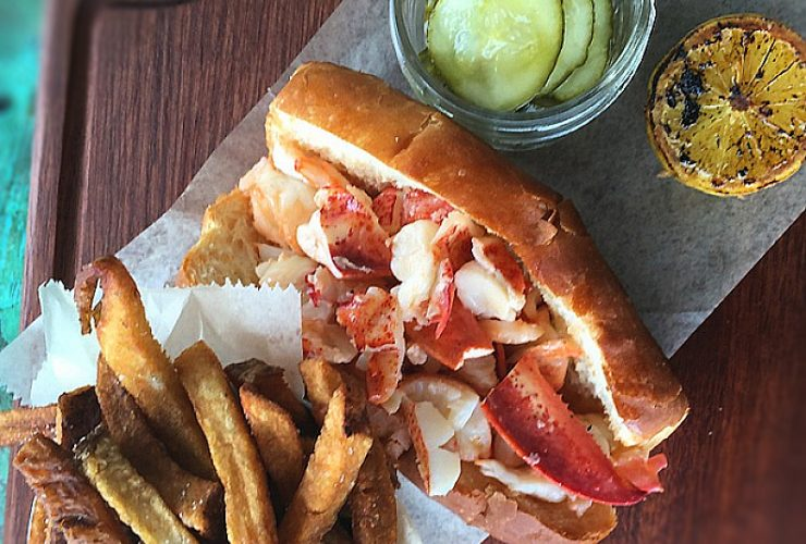 Corner Pantry Lobster Rolls