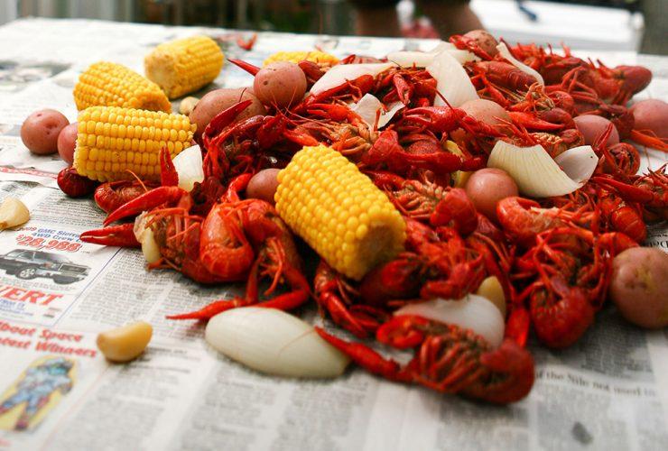 Crawfish  Boil  Flickr