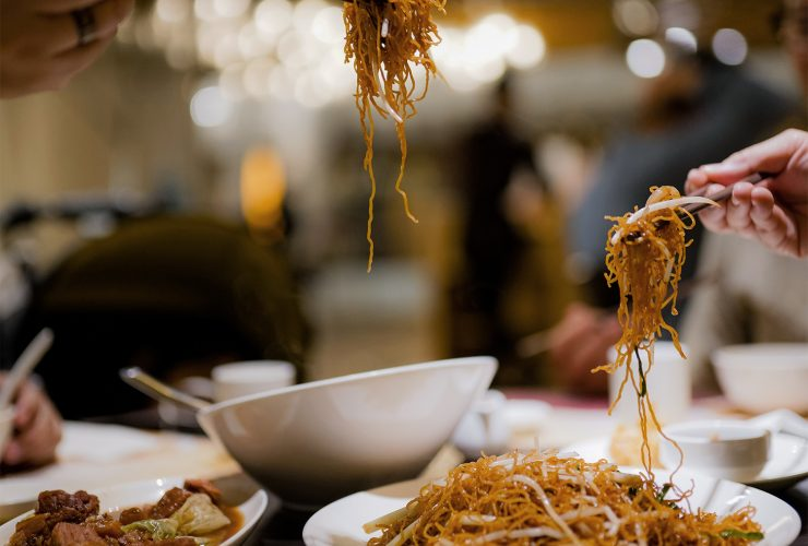 Debbie Tea Chinese Food