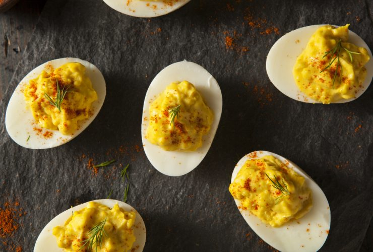 deviled egg pageant