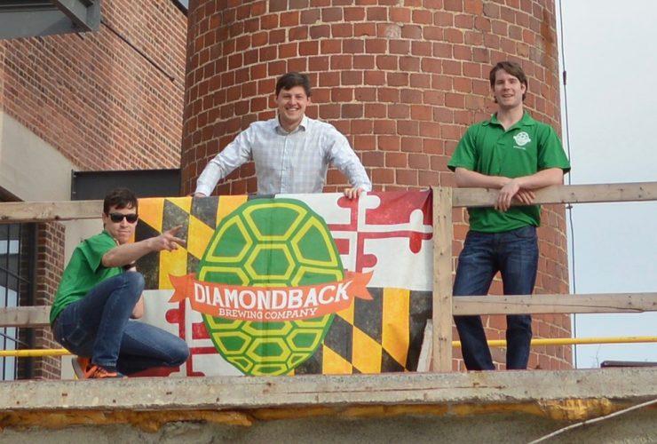 Diamondback New Brewery
