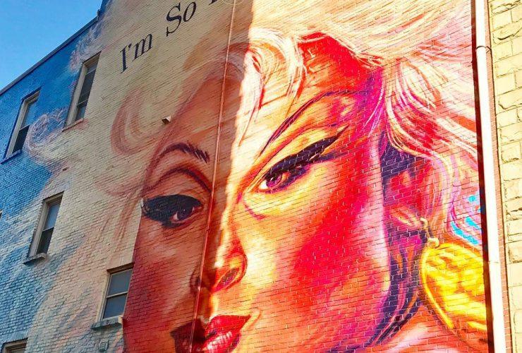 Divine Mural