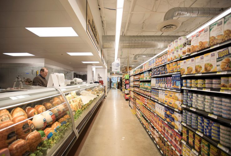 Dmg Foods Has A Deli Bakery Fresh Produce And Many Other Food Departments For The Community