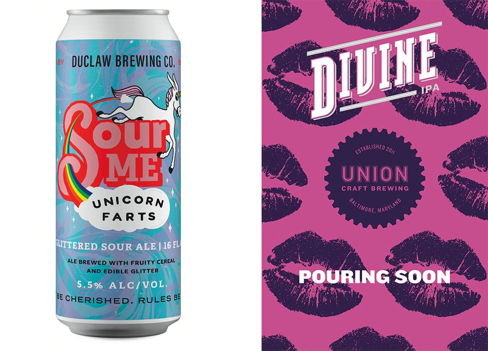 Duclaw Unicorn Union Divine