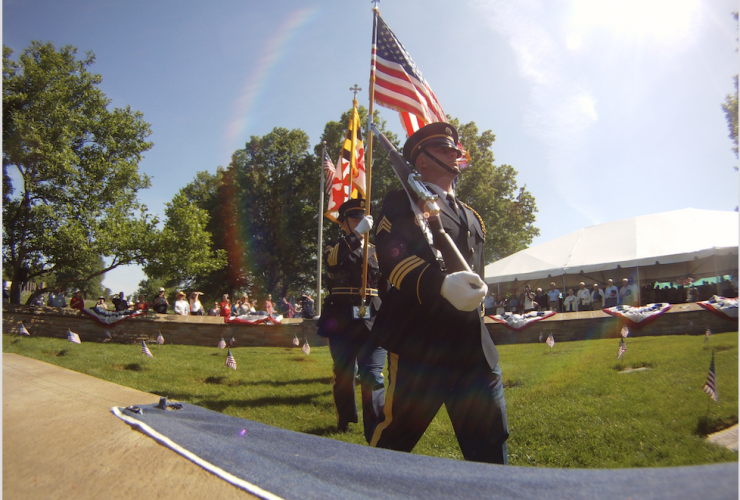 Dulaney Valley Ceremony