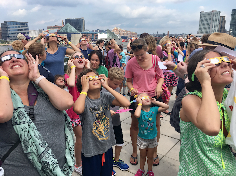 eclipse md science center