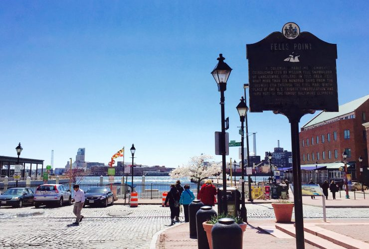 Fells Point Shopping Guide