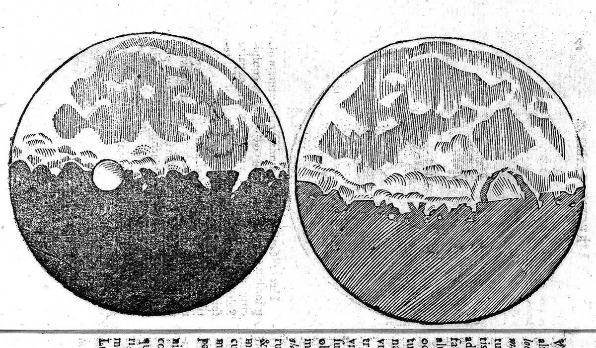 Galileo Moon Diagrams