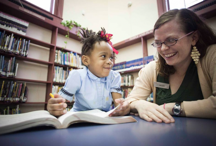 Giving Tuesday Enoch Pratt Library