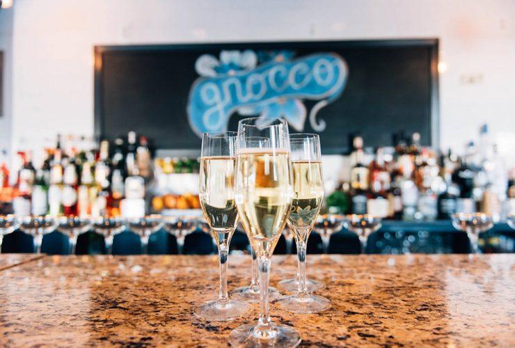 Gnocco Champagne