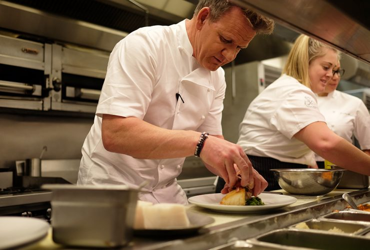 Gordon Ramsay Kitchen 2