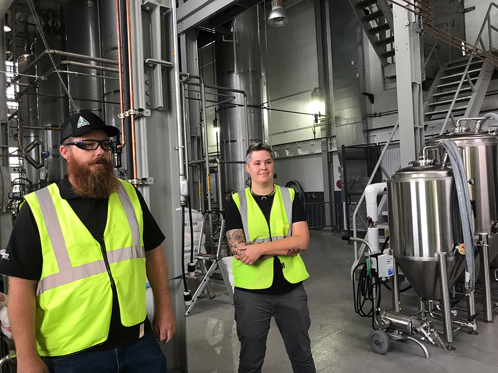 Guinness Brewers