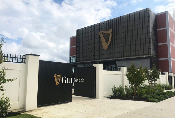 Guinness Door
