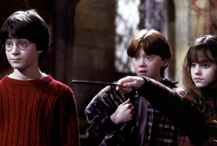 Harry Potter And The Sorcerers Stone Bright