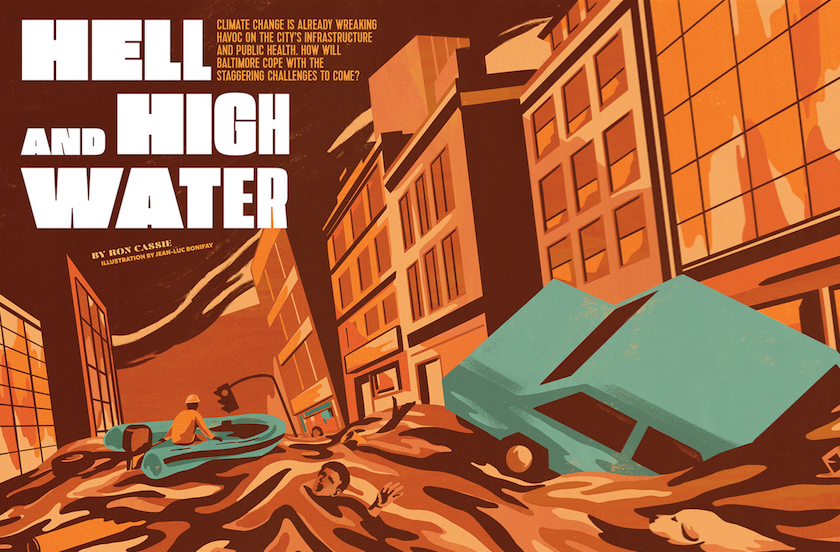 Hell And High Water Art