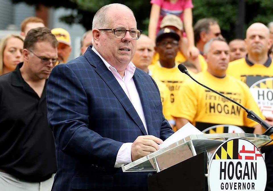 Hogan Reelection