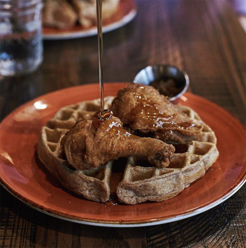 Ida Bs Table Chicken Waffles