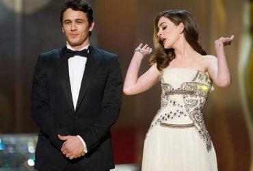James Franco Anne Hathaway Oscar