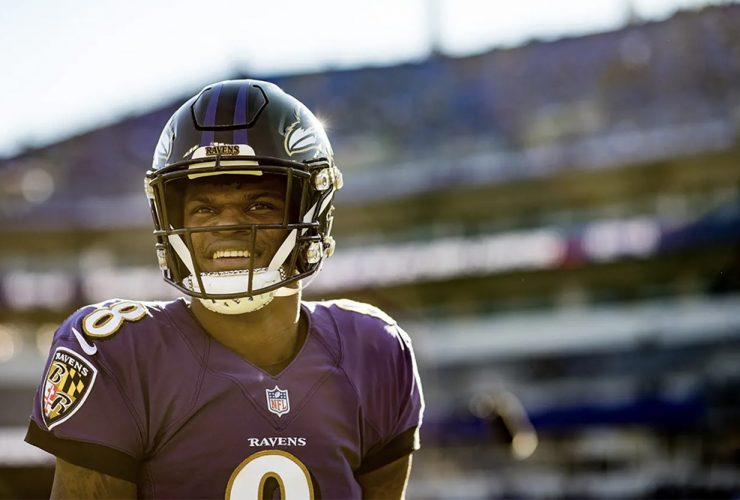 Lamar Jackson Ravens Future