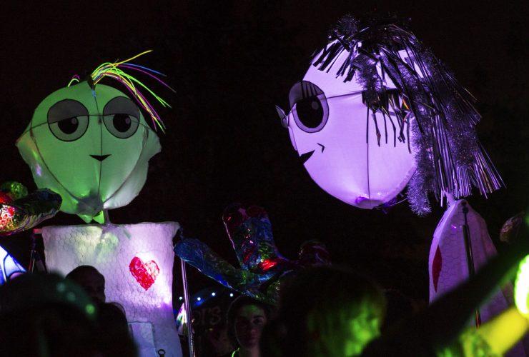 Lantern Parade Flickr