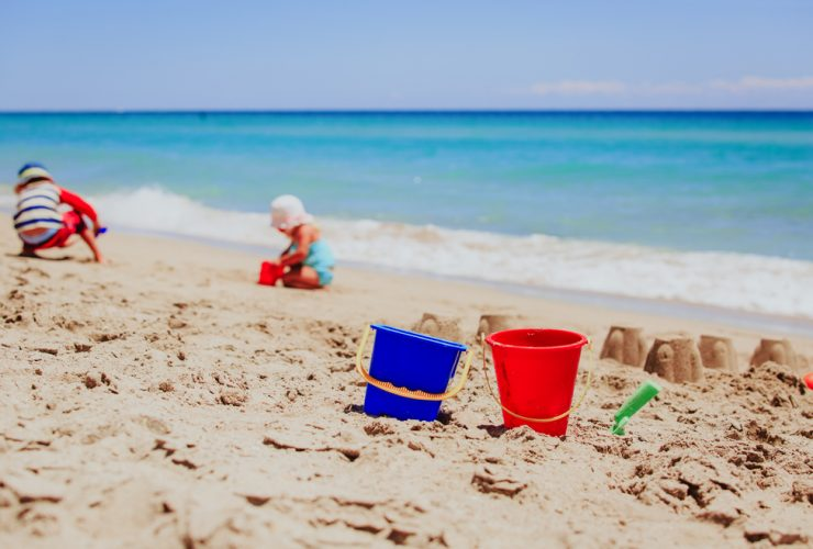 life lines beach grandkids