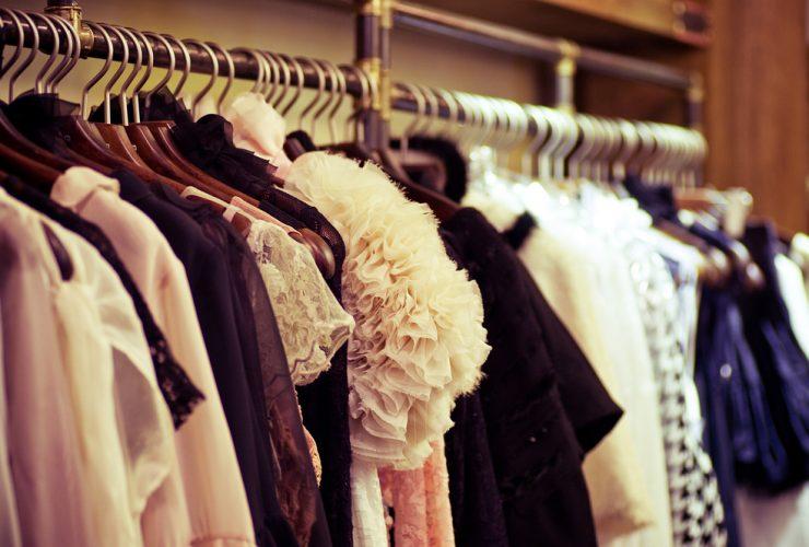 Life Lines wardrobe