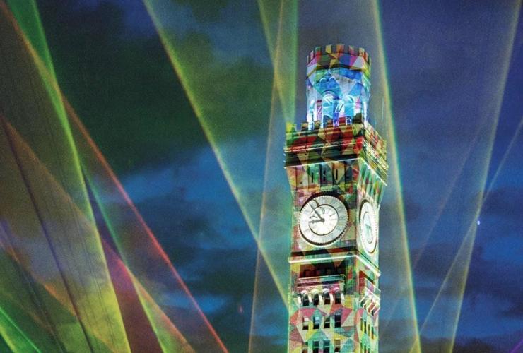Light-City-Bromo