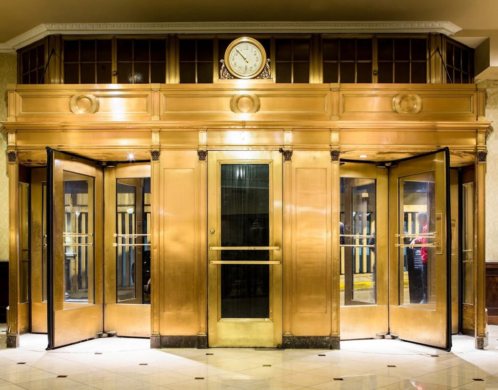 Lord Baltimoe Entrance