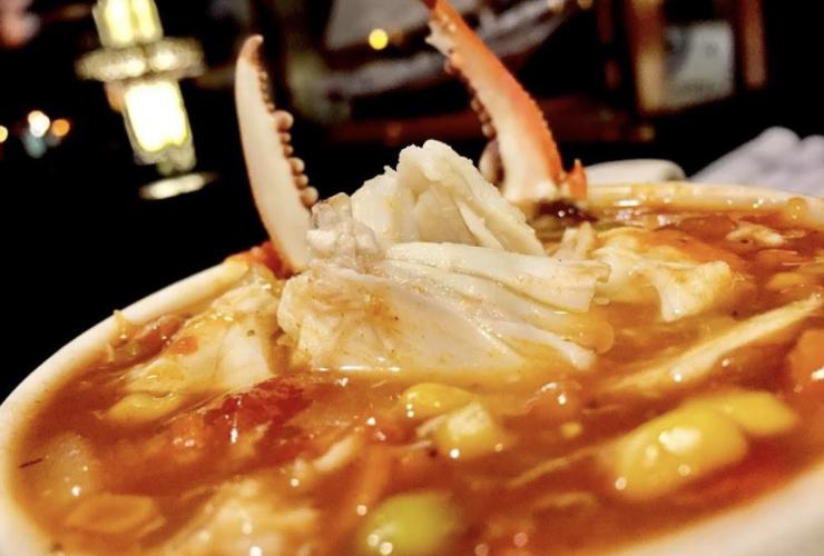 Mamas Crab Soup