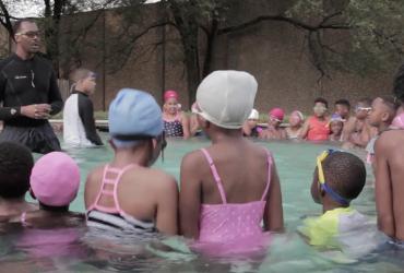 marvin thorpe swim lessons video