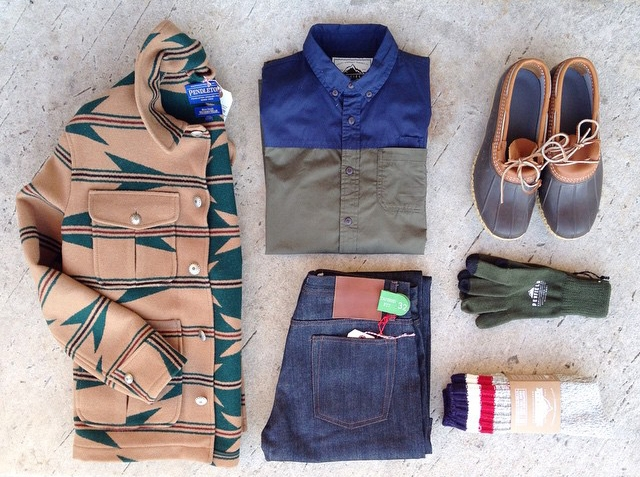 Mens Fashion Hunting Ground