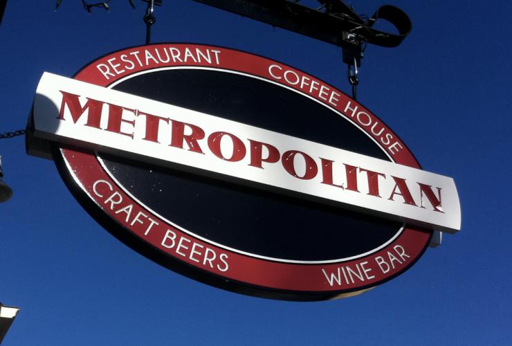 Metropolitan Ext