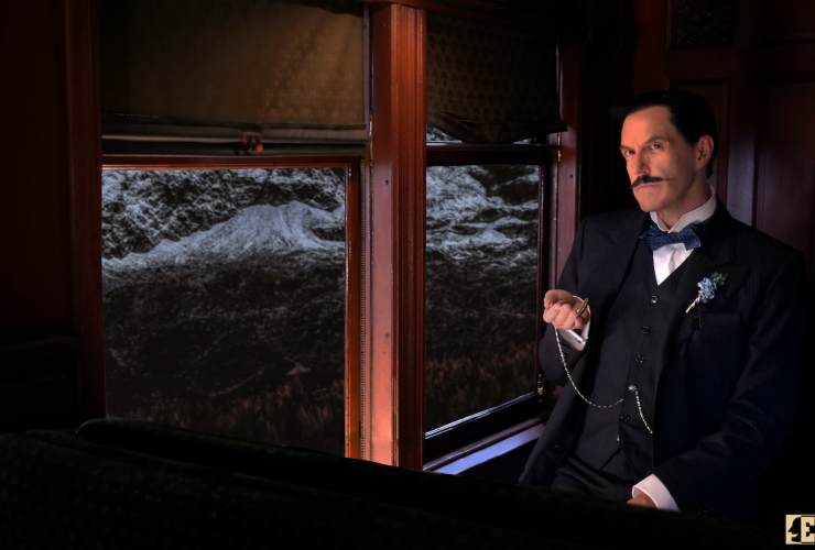 Murder on the Orient Express promo