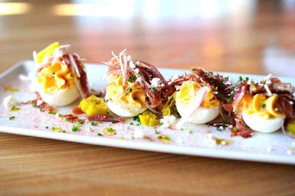 Mussel-Bar-eggs