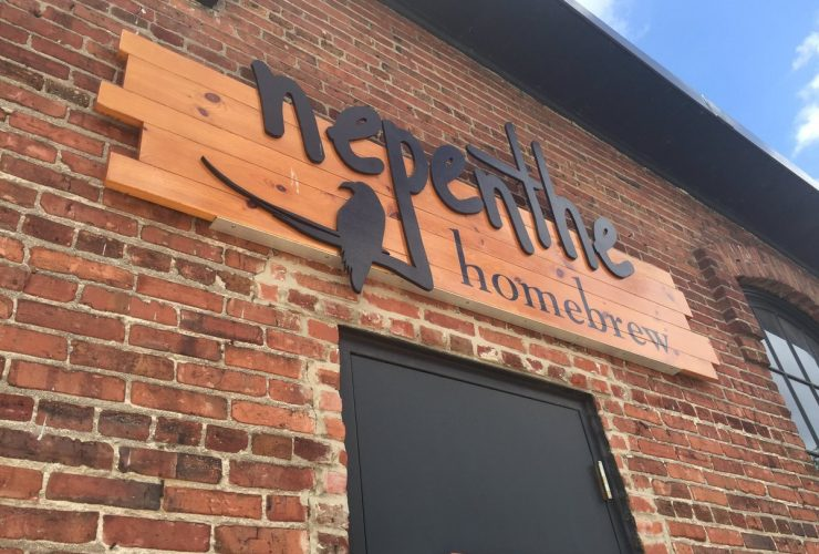 Nepenthe Storefront
