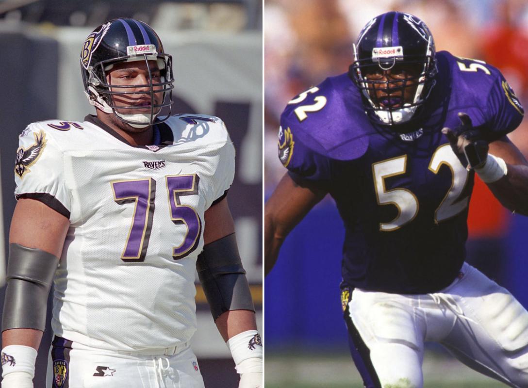Ravens Top 20 Moments: Draft Day '96 - Baltimore Magazine