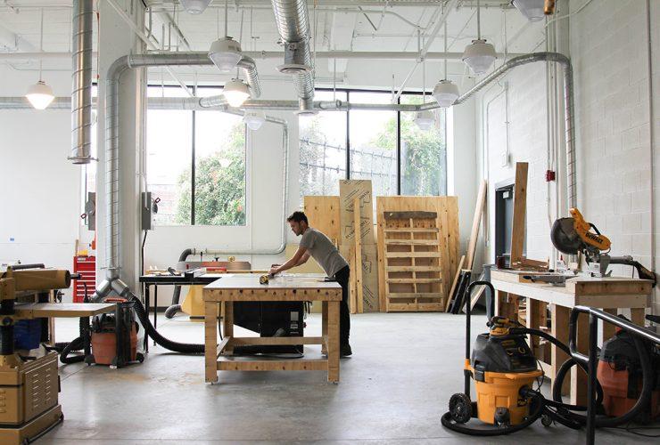 Open Works Woodshop
