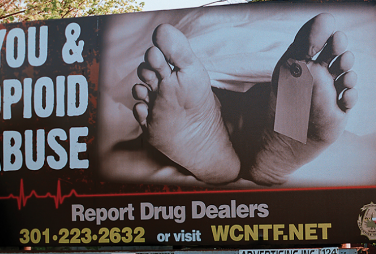 opioid deaths