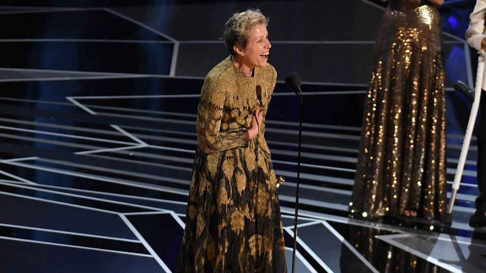 Oscars 2018 recap Frances