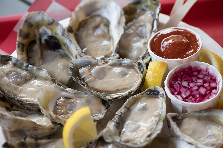 Oysters Seafood Fest