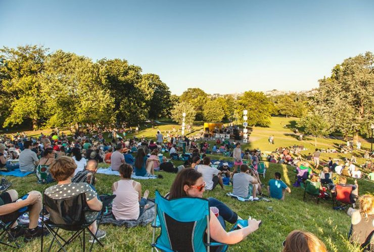 Patterson Park Concerts