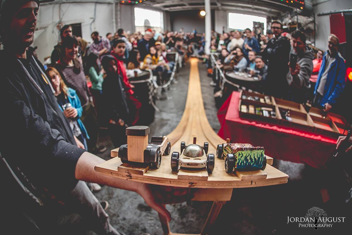 Pinewood Derby Japhotography