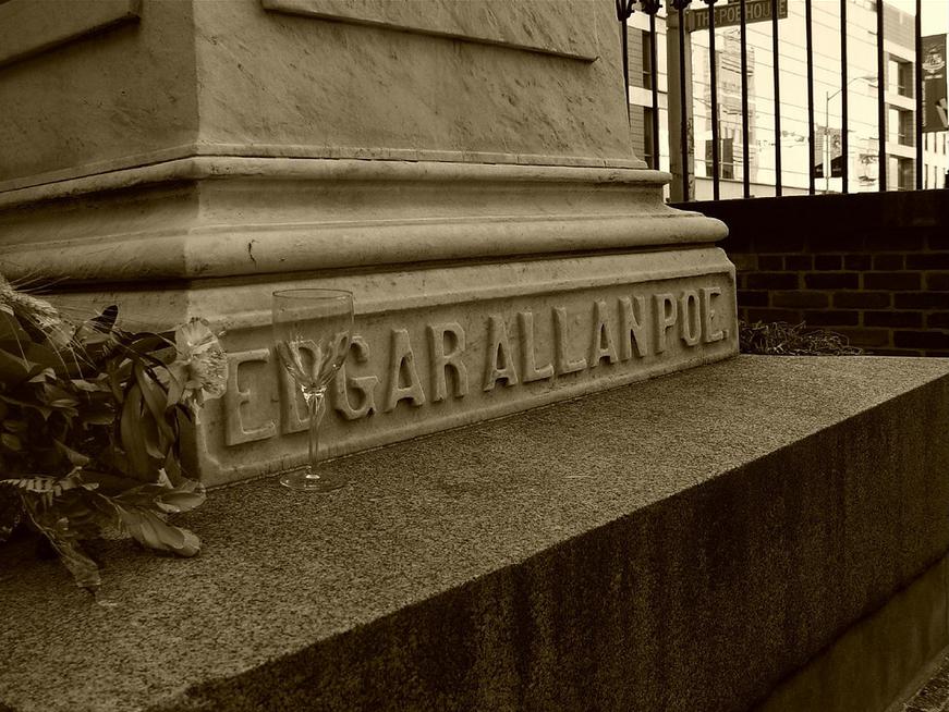 Poe Toaster Flickr