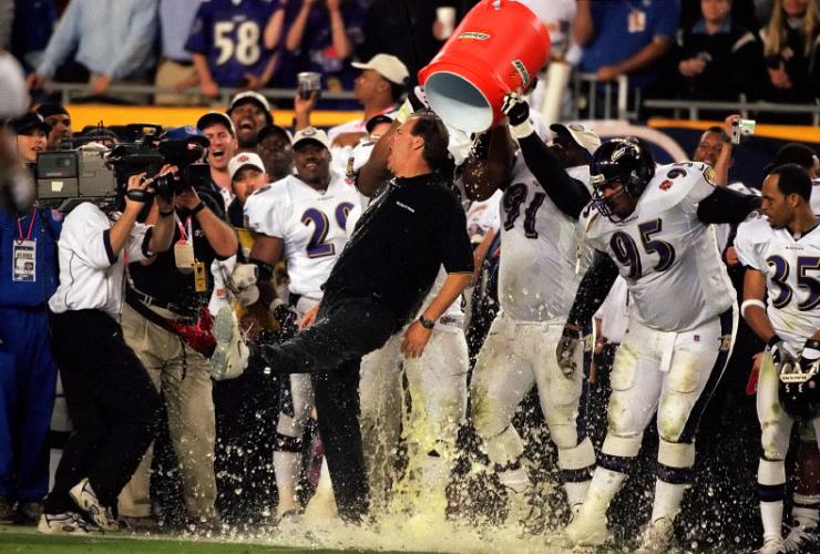 Ravens 20 Super Bowl 2001