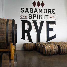 Sagamore Barrels
