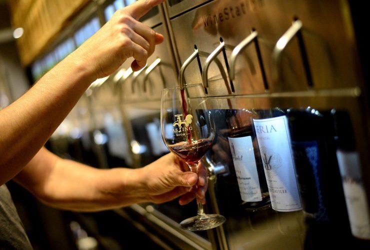 Self Serve Wine