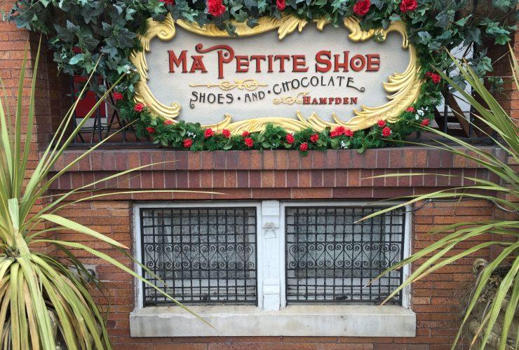 SF Ma Petite Shoe main