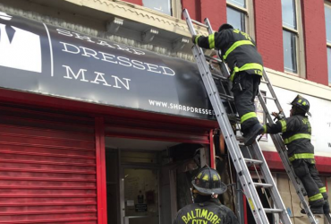 Sharp Dressed Man fire