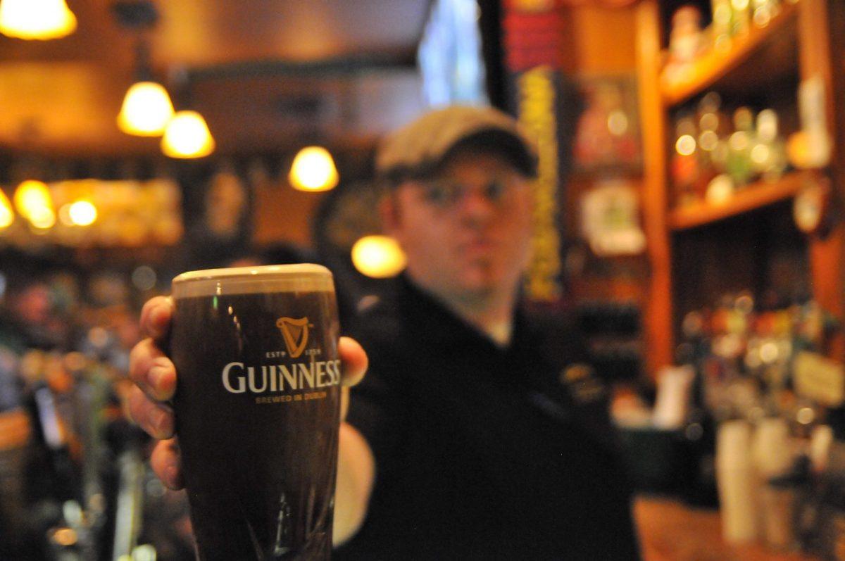 Slainte Guinness