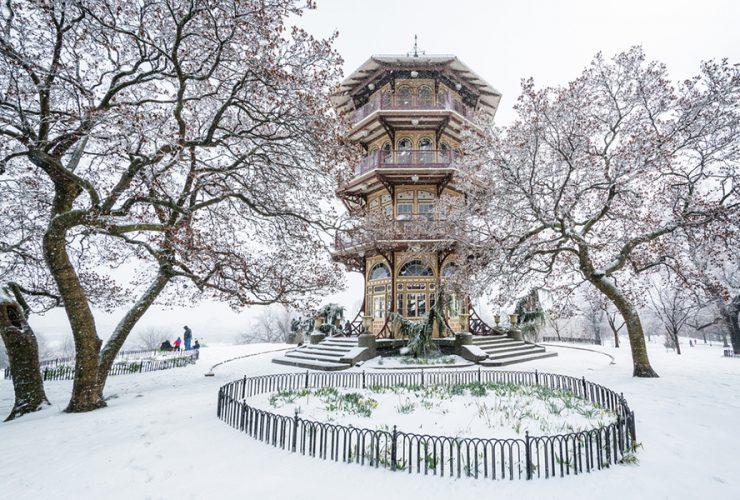 Sledding Pagoda